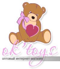 Игрушки оптом, купить детские игрушки оптом в Москве - магазин Окей Тойс